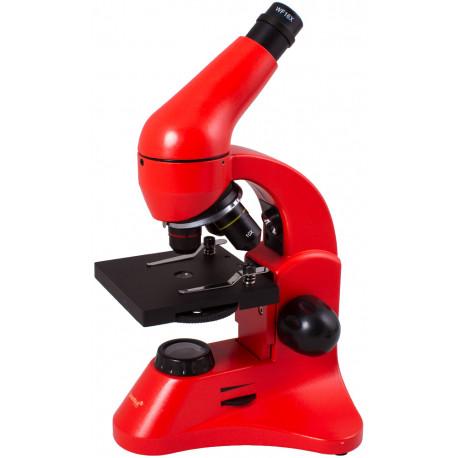 Микроскоп Levenhuk Rainbow 50L PLUS OrangeАпельсин