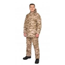 Мужской костюм Биостоп Оптимум (песочный камуфляж)