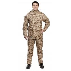Мужской костюм Биостоп ХБР (песочный камуфляж)