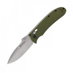 Складной нож Ganzo G704, зеленый