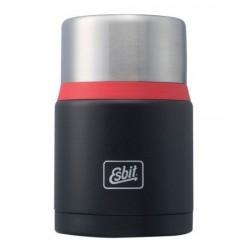 Термос для еды Esbit FJSP, черно-красный, 0.75 л