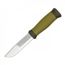 Нож Morakniv Outdoor 2000 Green, нержавеющая сталь