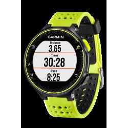 Спортивные часы FORERUNNER 230 желто-черные